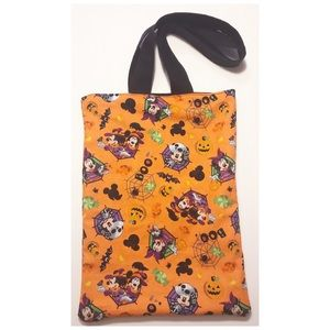 Other - Disney Halloween trick or treat tote bag purse